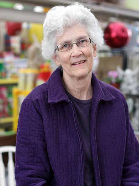 Kathie - Seasonal Customer Service