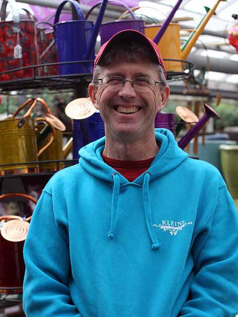 Rick - Delivery Supervisor, Newsletter Coordinator