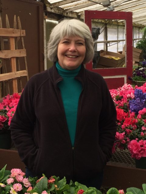 Laurel, Greenhouse Staff