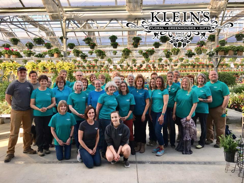 Klein's Staff - 2014